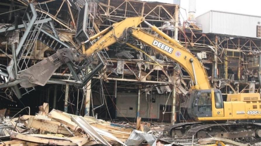 Демонтаж и качественная резка любых металлоконструкций